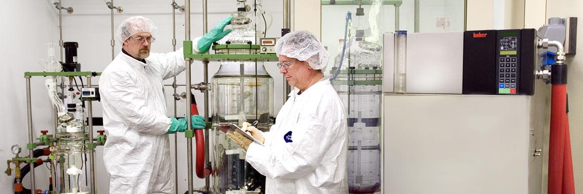 GMP labs