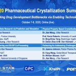 2020 Pharmaceutical Crystallization Summit